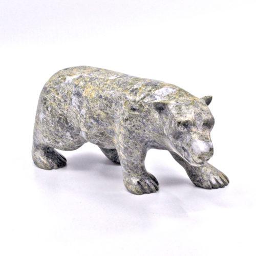 Bear Sculpture by Lyta Josephie