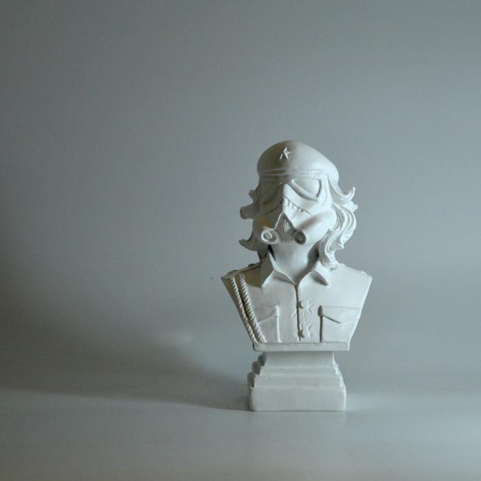 Che Trooper Designer Vinyl Art Toy