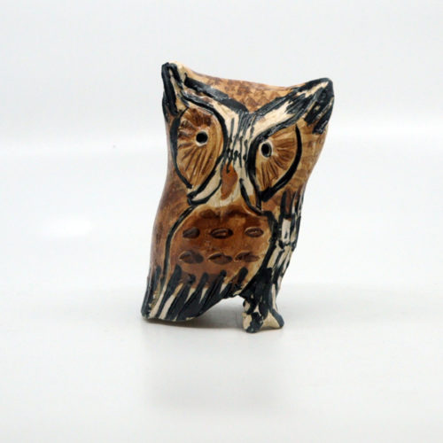 Ceramic Owl (poser) by Aaron Murray