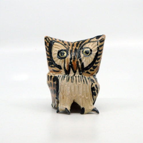 Ceramic Owl (Stout) by Aaron Murray