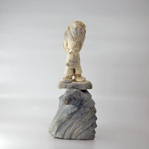 Inuit Sculpture - Bear Bone