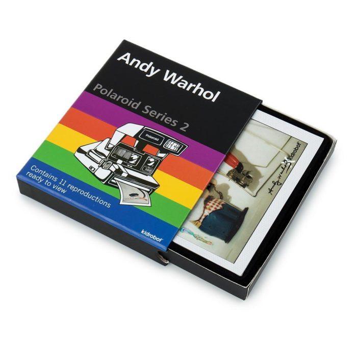 Andy Warhol Polaroid Series 2