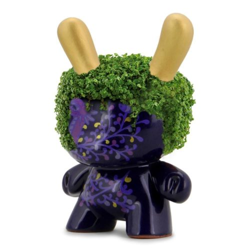kidrobot limited edition chia dunny with hairdo