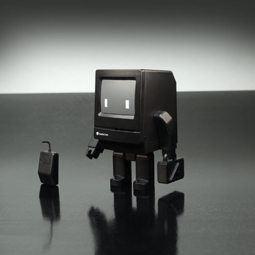 Black Classicbot by Play Some Toys