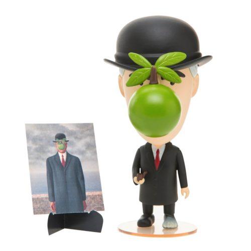 Rene Magritte Art Toy