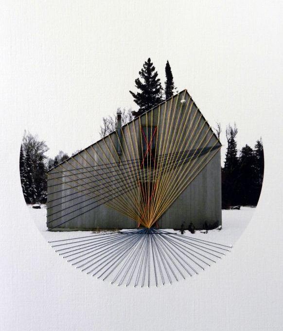 Snow 3 - Lonely Houses - Vardimon