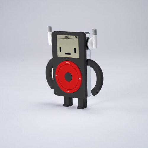 iBoy 2U special edition art toy