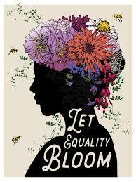 Let Equality Bloom Poster