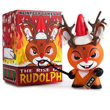 Rise of Rudolph 3 inch Dunny