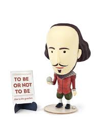 William Shakespeare Collectible Art Toy