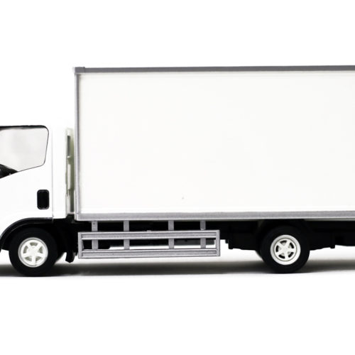 Tag Your Own Box Truck DIY Vinyl Art Toy