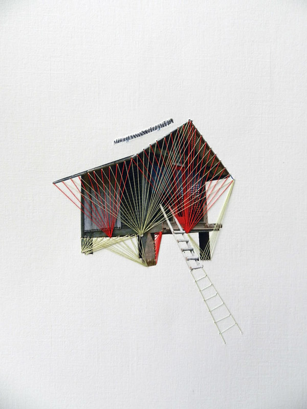 Climbing - Lonely Houses by Hagar Vardimon