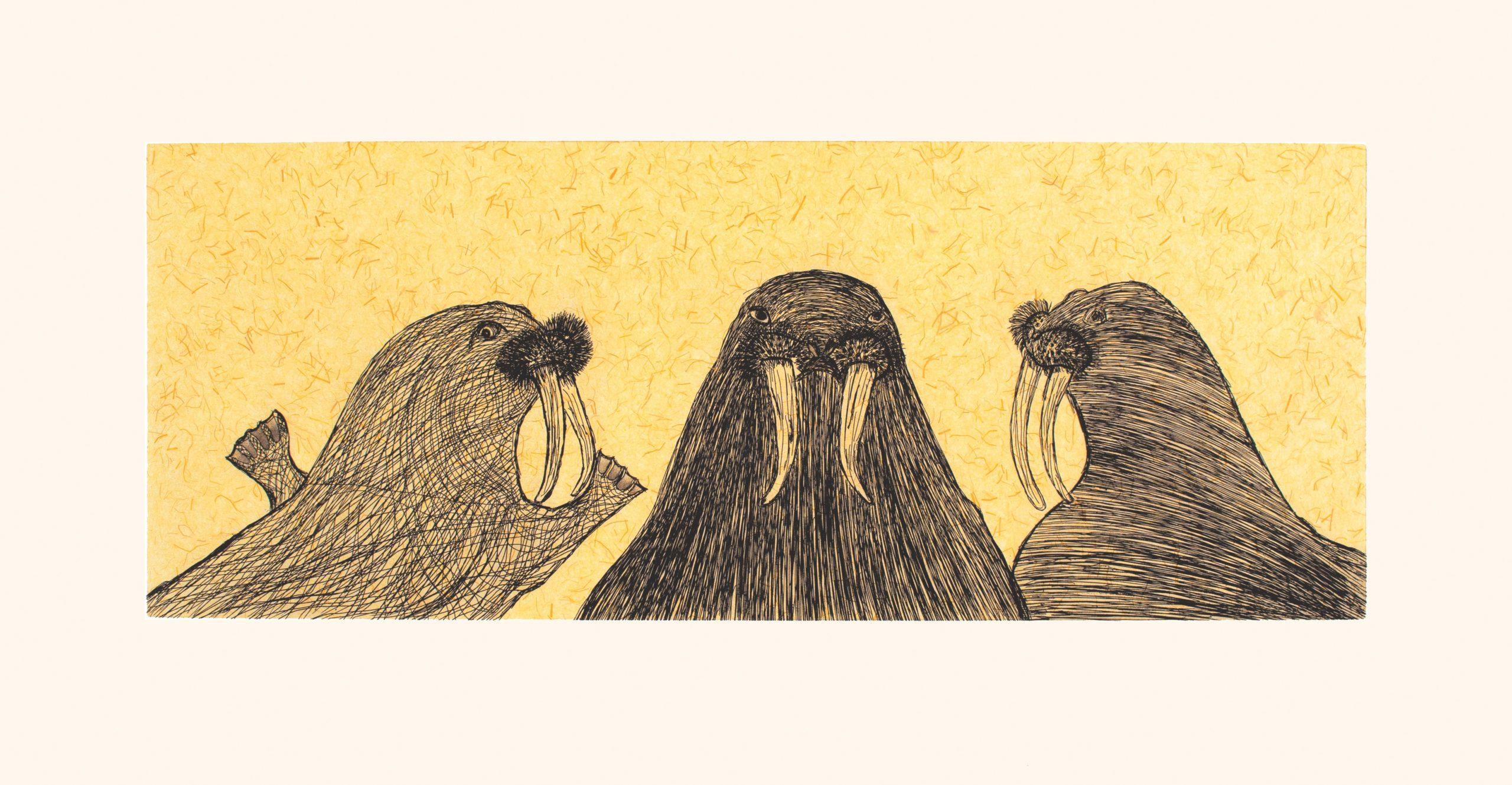 Walrus Lore by Qiatusk Ragee